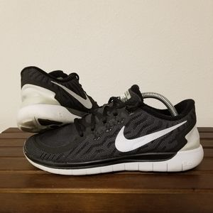Nike Free 5.0 Reflective H20 Repel 9.5